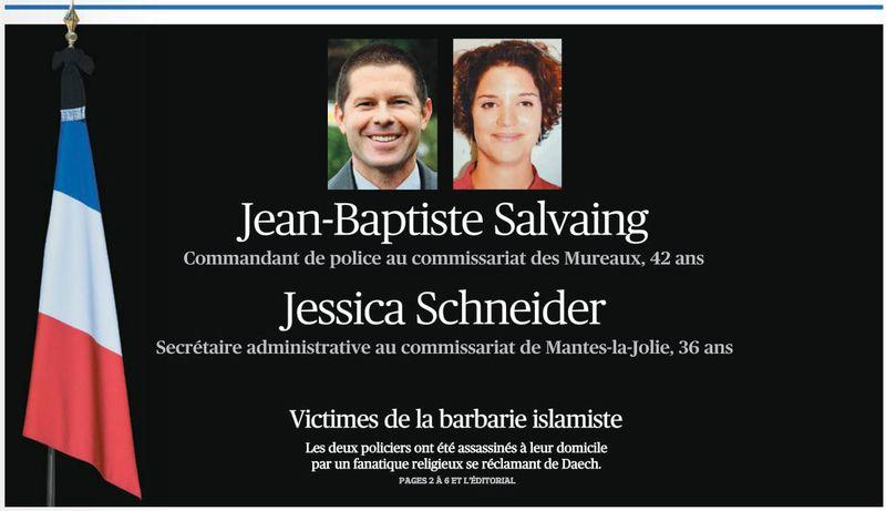 Le Figaro-Une du 15.06.2016
