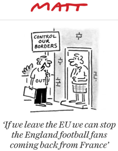 MATT-cartoon-Brexit stop football fans