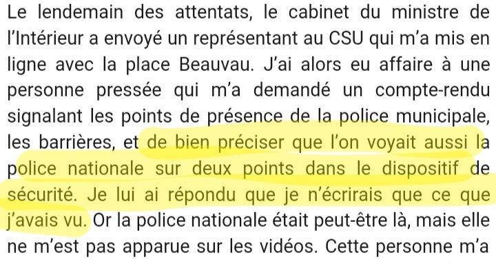 NICE-La police nationale absente des vidéos