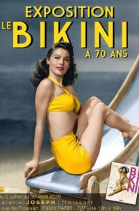 Exposition Paris-Le bikini a 70 ans