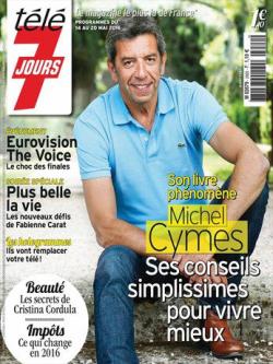 Michel Cymes-Télé 7j-14.05.2016