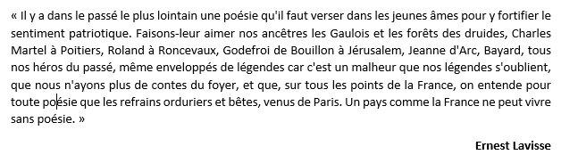 Ernest Lavisse-la légende des Gaulois
