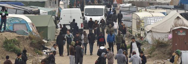 Calais Migrants-2