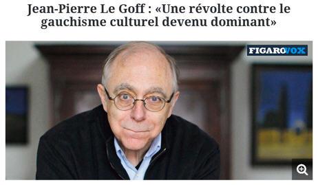 Jean-Pierre Le Goff-Le Figaro-23.11.2016