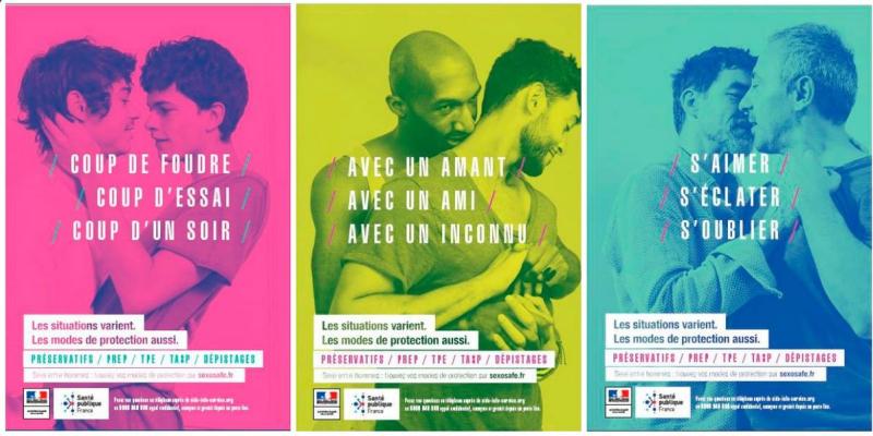 Campagne affichage préservatif - nov 2016