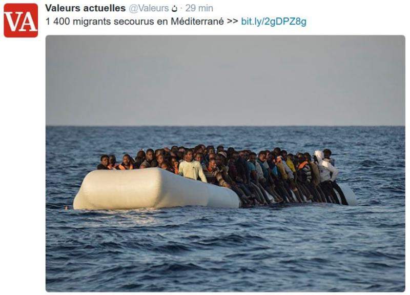 Les migrants... et les migrantes