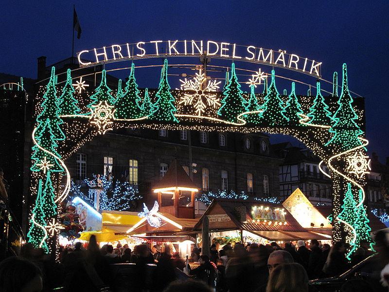 Christkindelsmärik-Strasbourg