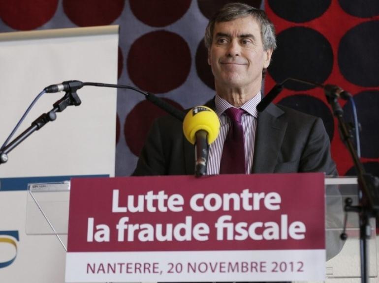 Cahuzac - Lutte contre la fraude fiscale - 20.11.2012