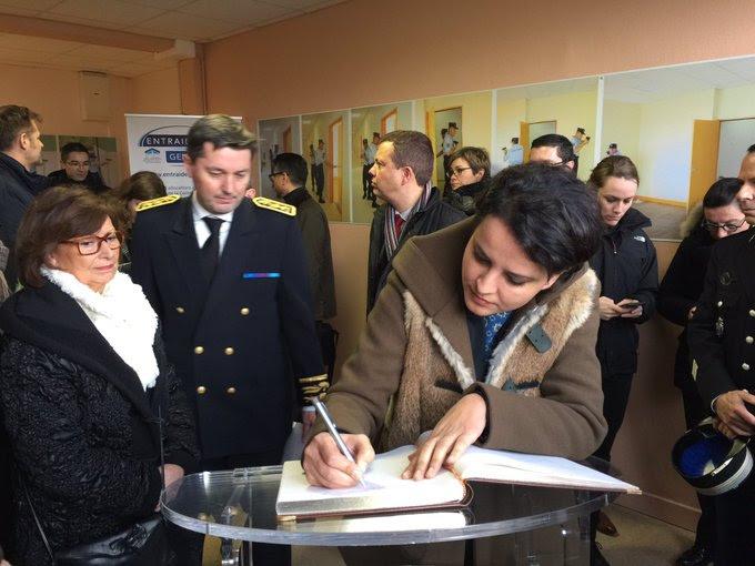 Belkacem gendarmerie de Tulle