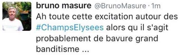 TWEET Bruno Masure 20.04.2017