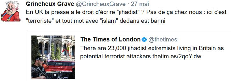TWEET GG-London Times-29.05.2017