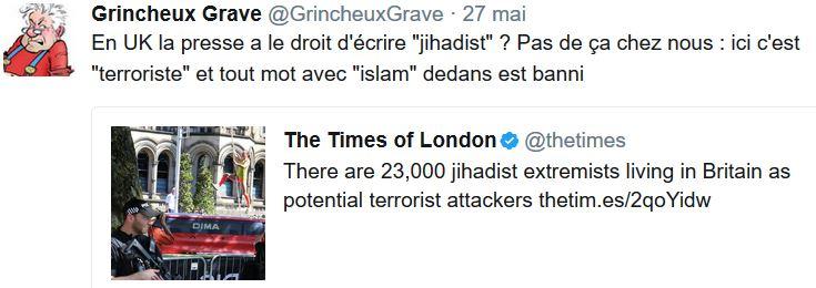 TWEET GG-London Times-29.05.2017