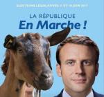 En Marche-Chèvre-Macron