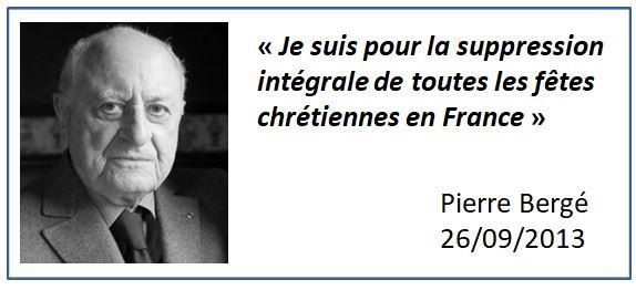Pierre Bergé - 08.09.2017