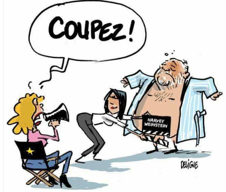 Harvey Weinstein-coupez