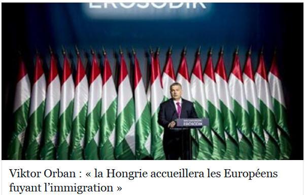 Viktor Orban-Hongrie