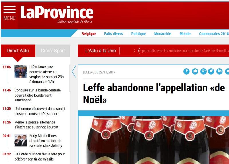 La Province-29.11.2017
