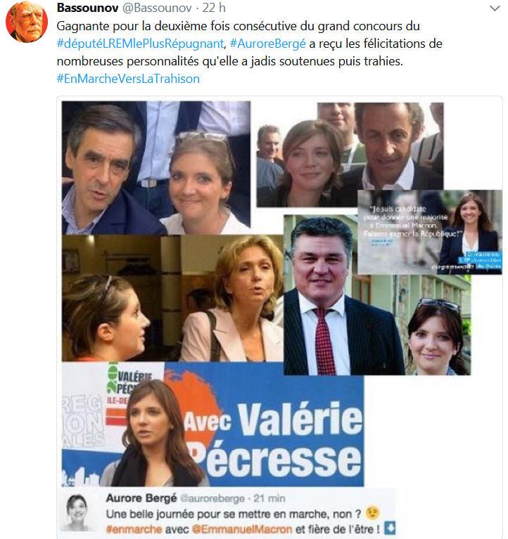 Tweet-Aurore Bergé-Bassounov-24.12.2017