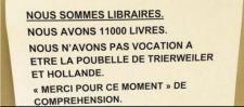 Nous sommes libraires