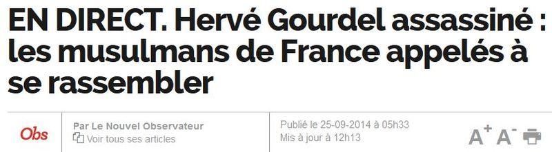 Les musulmans de France appelés à se rassembler-25.09.2014-titre
