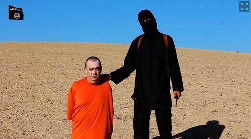 Alan Henning citoyen britannique égorgé par l'Etat Islamique - 03.10.2014