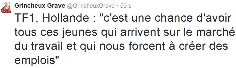 TWEET-Hollande-TF1-06.11.2014-1