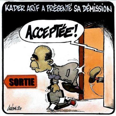 Kader Arif démissionne-nov 2014