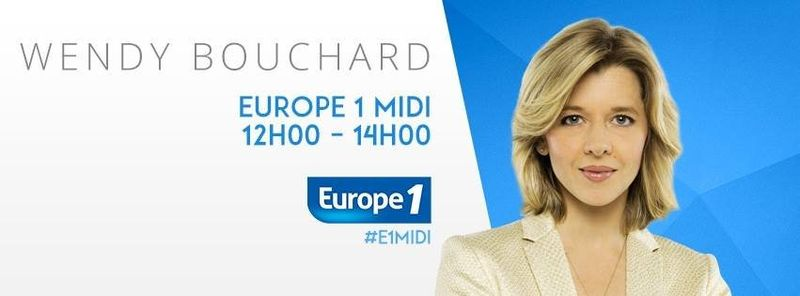 Wendy Bouchard-EUROPE 1 midi