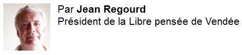 Jean Regourd - Libre Pensée de Vendée