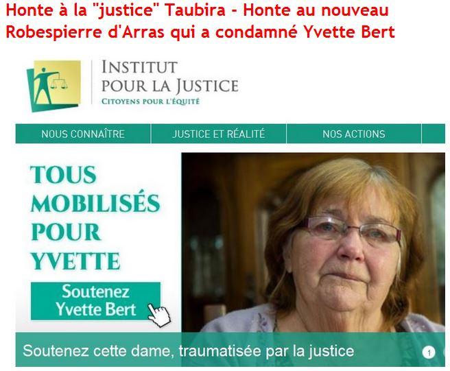 Mamie Loto- Blog GG- Honte au nouveau Robespirerre d'Arras