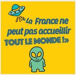 La France ne peut pas accueillir tout le monde QUESTION