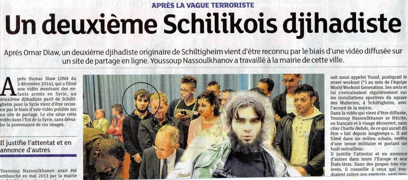 Schiltigheim-djihadiste