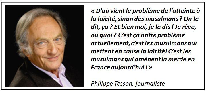 TWEET - Philippe Tesson - janvier 2015