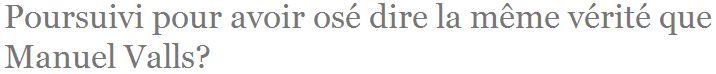 CAUSEUR - Arno Klarsfeld poursuivi pour avoir dit la même vérité que Manuel Valls.-20.01.2015JPG