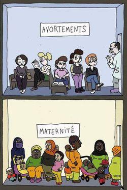DESSIN-avortement-maternite