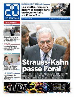 20 MINUTES-DSK passe l'oral-10.02.2015