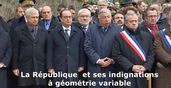 A Sarre-Union en Fév 2015-Présidents de l'Assemblée, de la République, du Sénat