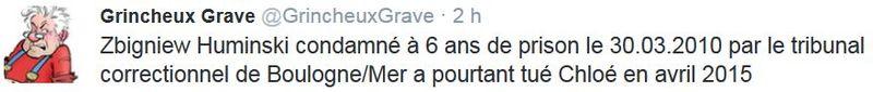 TWEET-Chloé à Calais-17.04.2015