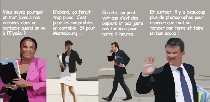 Ministres sans cartables