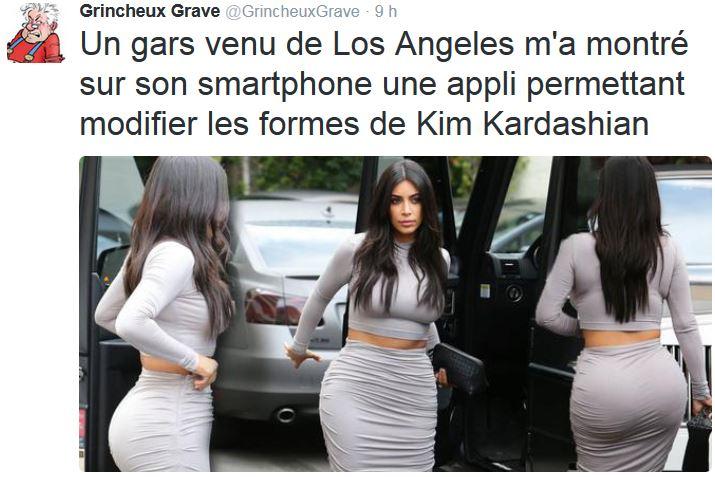 TWEET-GG-les formes de Kim Kardashian-12.09.2015
