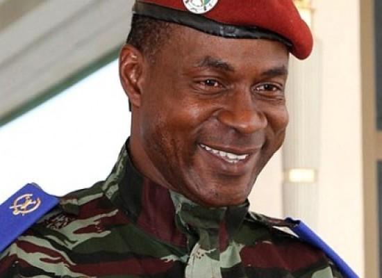 Gilbert Diendéré-Burkina Faso
