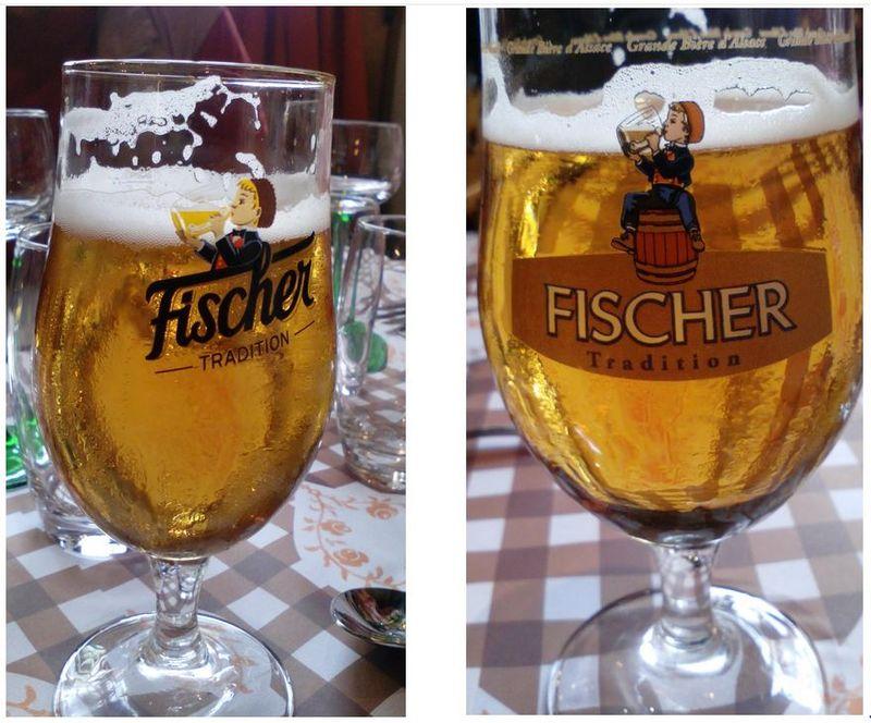 Fischer-deux verres en Alsace