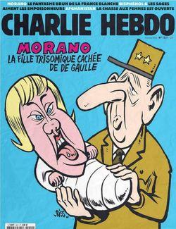 Charlie Hebdo du 7.10.2015