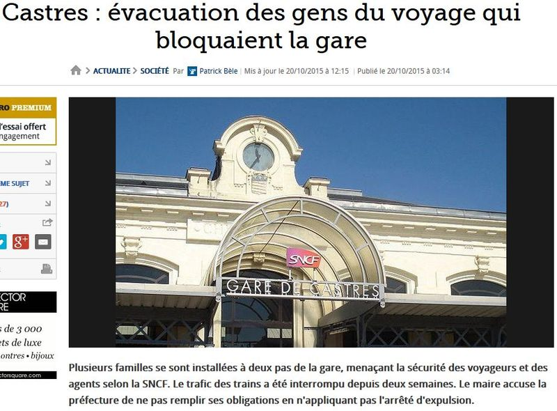 Castres-gens du voyage-20.10.2015
