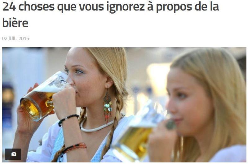 24 choses que vous ignoriez au sujet de la bière-EXPRESS.BE