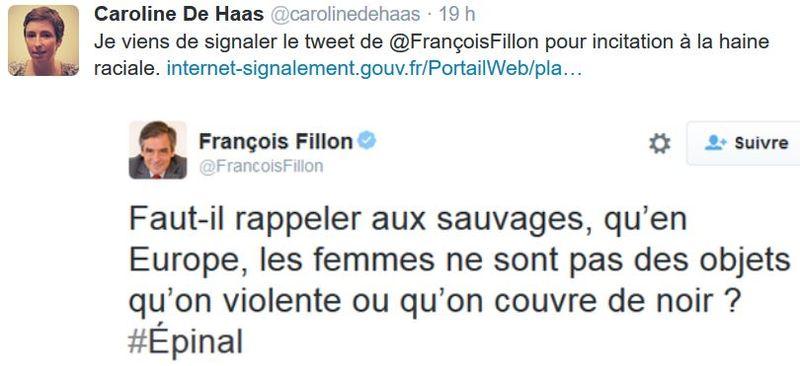 François Fillon dénoncé à la Gestapo-25.01.2016