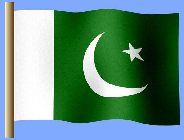 Pakistan drapeau