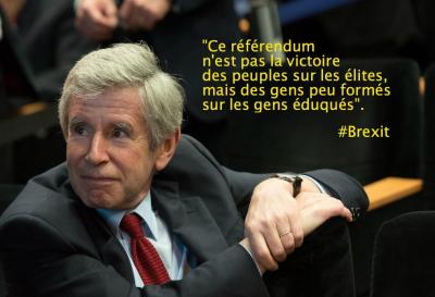 Alain Minc - Brexit