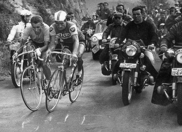 Tour de France-les anciens
