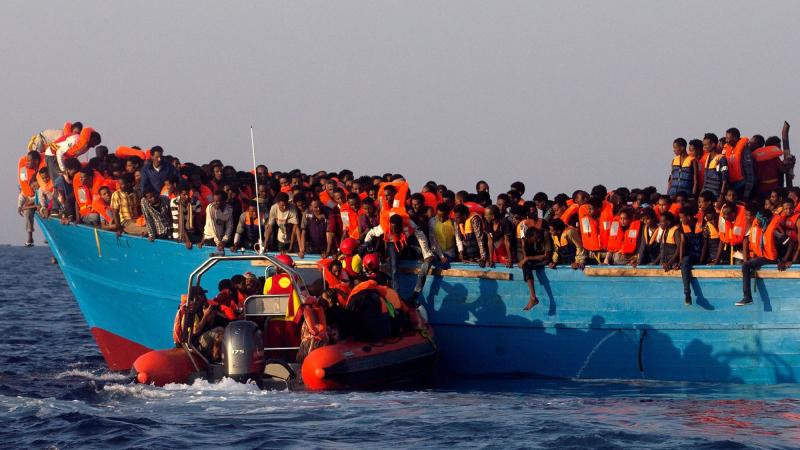 6 500 migrants secourus le 29.08.2016